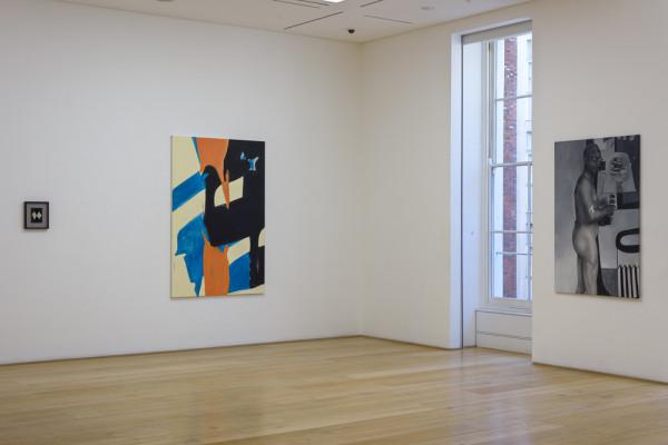Exhibition, Marlborough Contemporary.