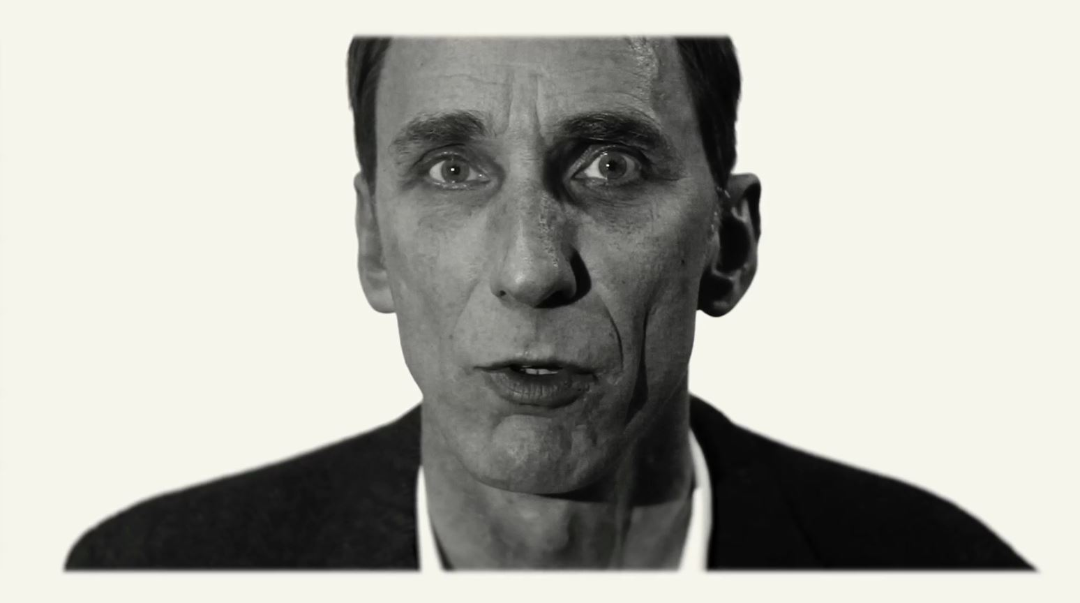 Will Self Video Portrait – The Object is not Objective